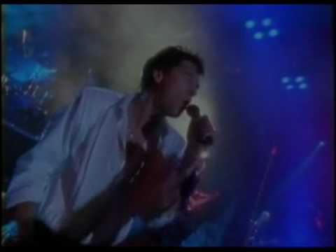 Angels - Dogs Are Talking 1990 Live