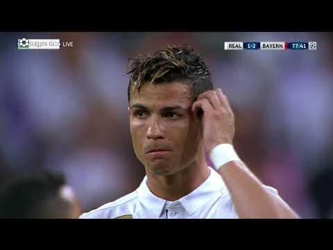 من الذاكرة : ريال مدريد 4-2 بايرن ميونخ / إياب ربع النهائى/موسم2016-2017/جودة عالية جدا /رؤوف خليف - جنة كروية HD2