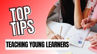 Video Top Tips for Young Learner Teachers:  Teacher Training Workshop download MP3, 3GP, MP4, WEBM, AVI, FLV September 2018