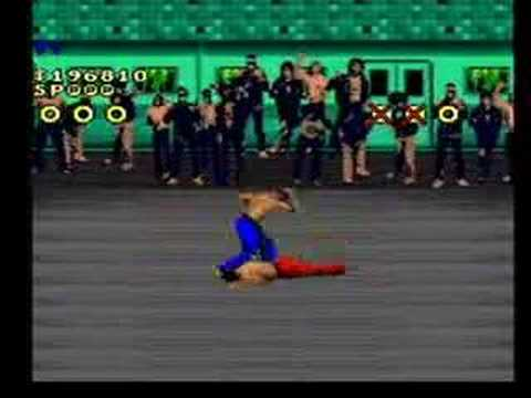 Pit-Fighter For The SNES