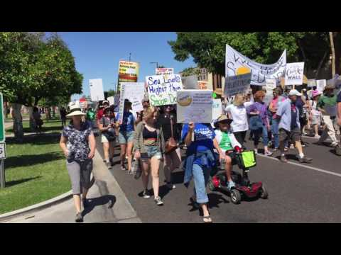 Peoples Climate March Phoenix!