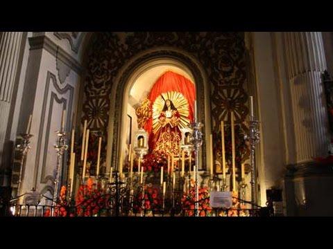 Malaga - Santiago Church and Roman Theatre (Costa Serena Excursion)