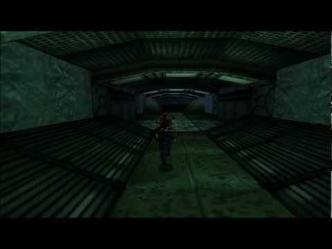 Tomb Raider 3 Failthrough [#07] - Nevada - Area 51