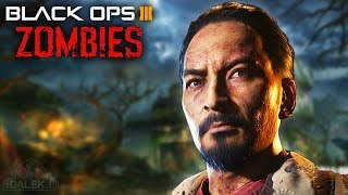 NEW ZETSUBOU NO SHIMA TEASERS: ALL 4 CHARACTER BIOS! FUTURE STORY HINTS (Black Ops 3 Zombies DLC)