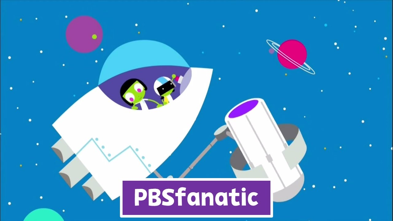 PBS Kids Station ID - Outer Space (2016) - YouTube