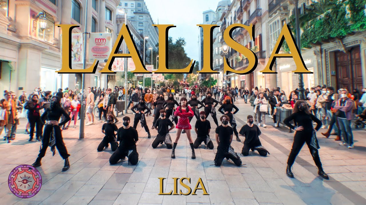 Download [KPOP IN PUBLIC] LISA (리사) - 'LALISA' | Dance cover by CAIM