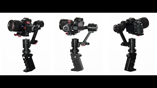 Best 3 Axis Camera Gimbal under $1K   CAME Single