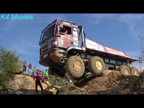 8x8 MAN Truck In Europe Truck Trial | Off-Road | Langenaltheim, Germany 2018 | No. 401