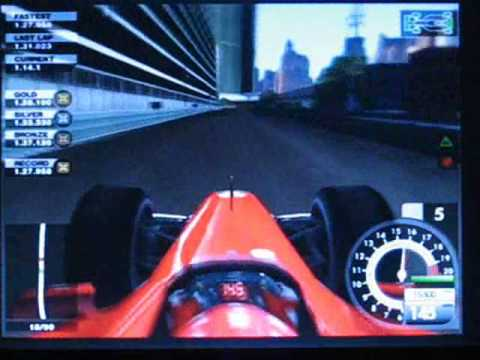 PS2 F1 05 - Bonus Track - Detroit