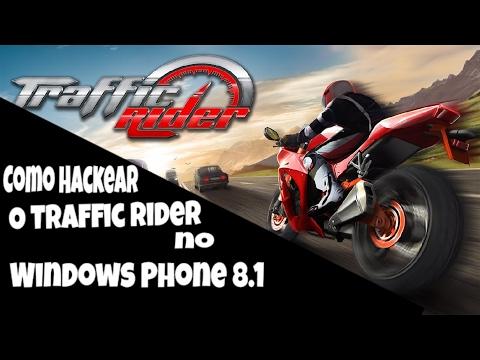Como Hackear o Traffic Rider no Windows Phone 8.1