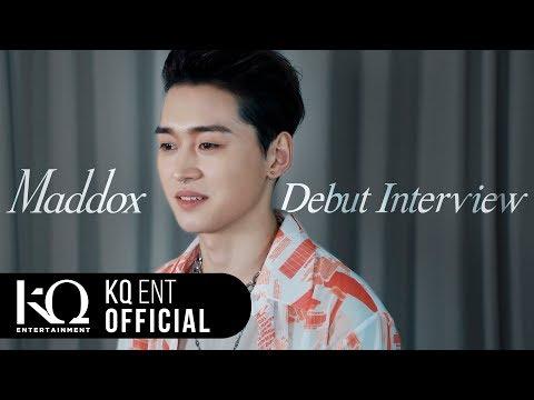 Maddox(마독스) Debut Interview
