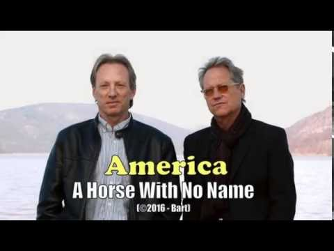America - A Horse With No Name (Karaoke)