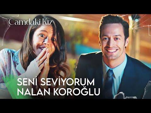 Sedat'tan Nalan'a İlan-ı AŞK ❤ | Camdaki Kız 7. Bölüm