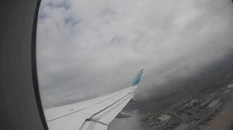Flug von Stuttgart nach Hamburg mit dem Airbus 320 von Eurowings