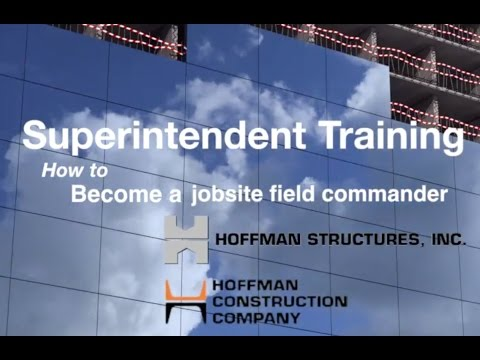 Superintendent Training - Become a Field Commander