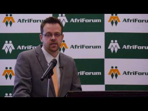 Ernst Roets discusses ANC atrocities and the release of the