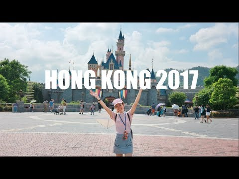 Hong Kong Travel Vlog 2017