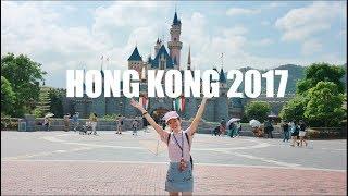 Hong Kong Travel Vlog 2017
