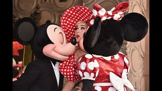 Minnie Mouse finally gets a star