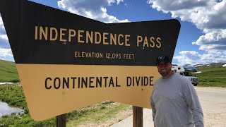 Independence Pass & Continental Divide