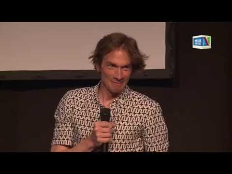 FabCon 3.D 2015: 3D Printing Conference - Joris van Tubergen - rooiejoris.nl