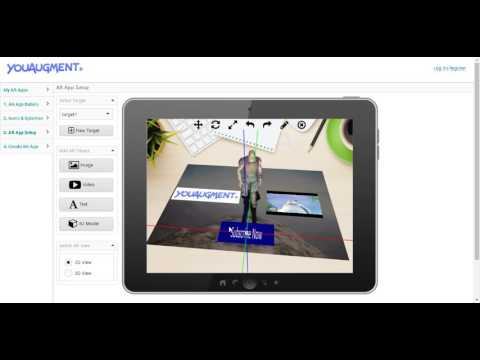 Free Augmented Reality App Creator