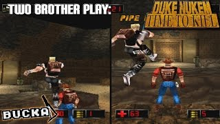 Duke Nukem Time to Kill | Deathmatch Gameplay | Two Brothers Play