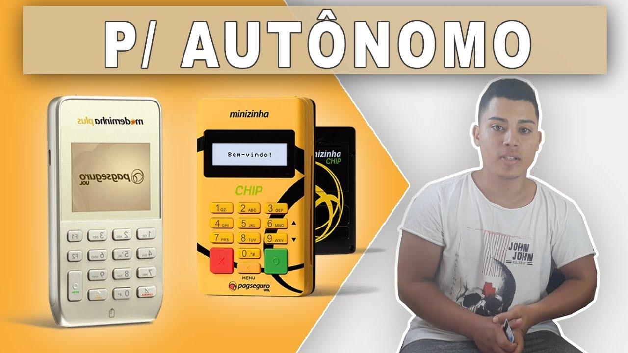 Qual a Melhor Máquina de Cartão para Autônomo 2019?