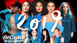 "#andywumusicland #mashup2019 ""kill the unknown"" (best 158 pop songs of 2019) music & video edited by andy wu, mastered sam wu follow me: fb: @andywumusicl..."