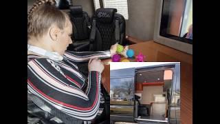 Ellie's Custom Wheelchair Van