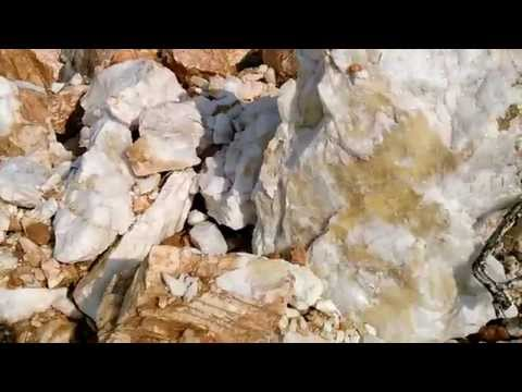 Quartz Stone Mines In Prakasam District