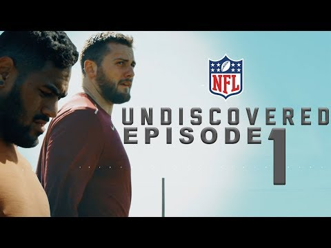 Ep 1: Böhringer, Mailata & Top Int. Prospects Train to Make an NFL Roster | NFL Undiscovered