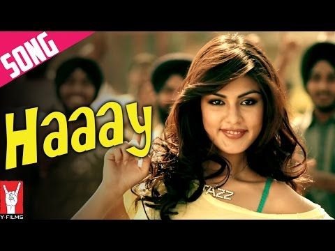 Haaay! Song | Mere Dad Ki Maruti | Saqib Saleem | Rhea Chakraborty | Panjabi MC | Manak-E