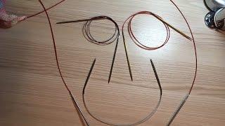 Какие спицы вяжут быстро,какие тормозят вязание.ОТЗЫВ Addi,Knitpro,Chiao Goo