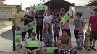 Tonton Margelle Skate Camp 2012 # 1