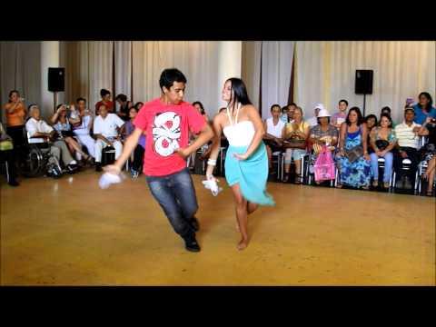 PAUL Y MONICA GRADOS- CLUB LIBERTAD TRUJILLO 2013
