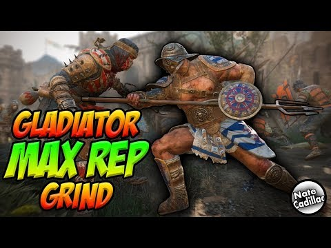 Rep 9 Gladiator Max Rep Grind W1D7 * Fastest XP Guide Video On My Channel *