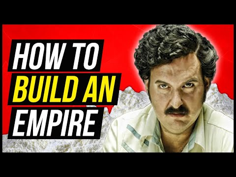 Pablo Escobar: How To Build An Empire (Insane Business Lessons From Escobar)
