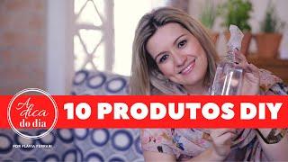 10 PRODUTOS DE LIMPEZA