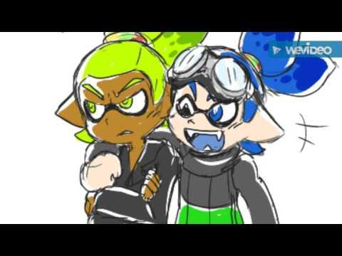 Squid Yaoi Goggles X Rider