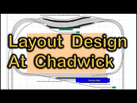 Layout Design for Freight Operations at Chadwick Model Railway | 103.