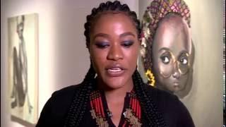 Nigerian artist Ndidi Emefiele speaks to BBC Africa