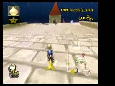 Mario Kart Wii - Wi-Fi Races (Part 1)