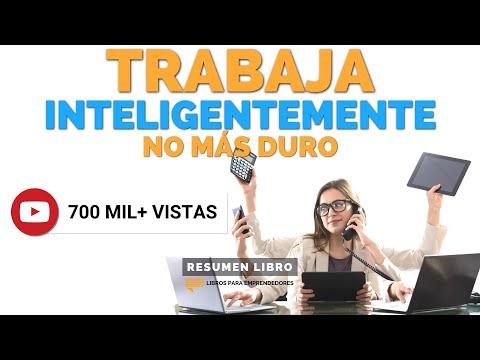 #050 - Trabaja Inteligentemente, No Más Duro - Un resumen de Libros para Emprendedores