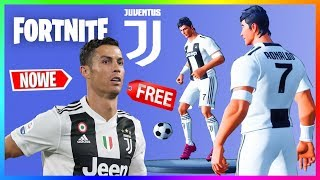 * NEW * CRISTIANO RONALDO SKIN in FORTNITE GAME! HOW TO PICK UP? | Information