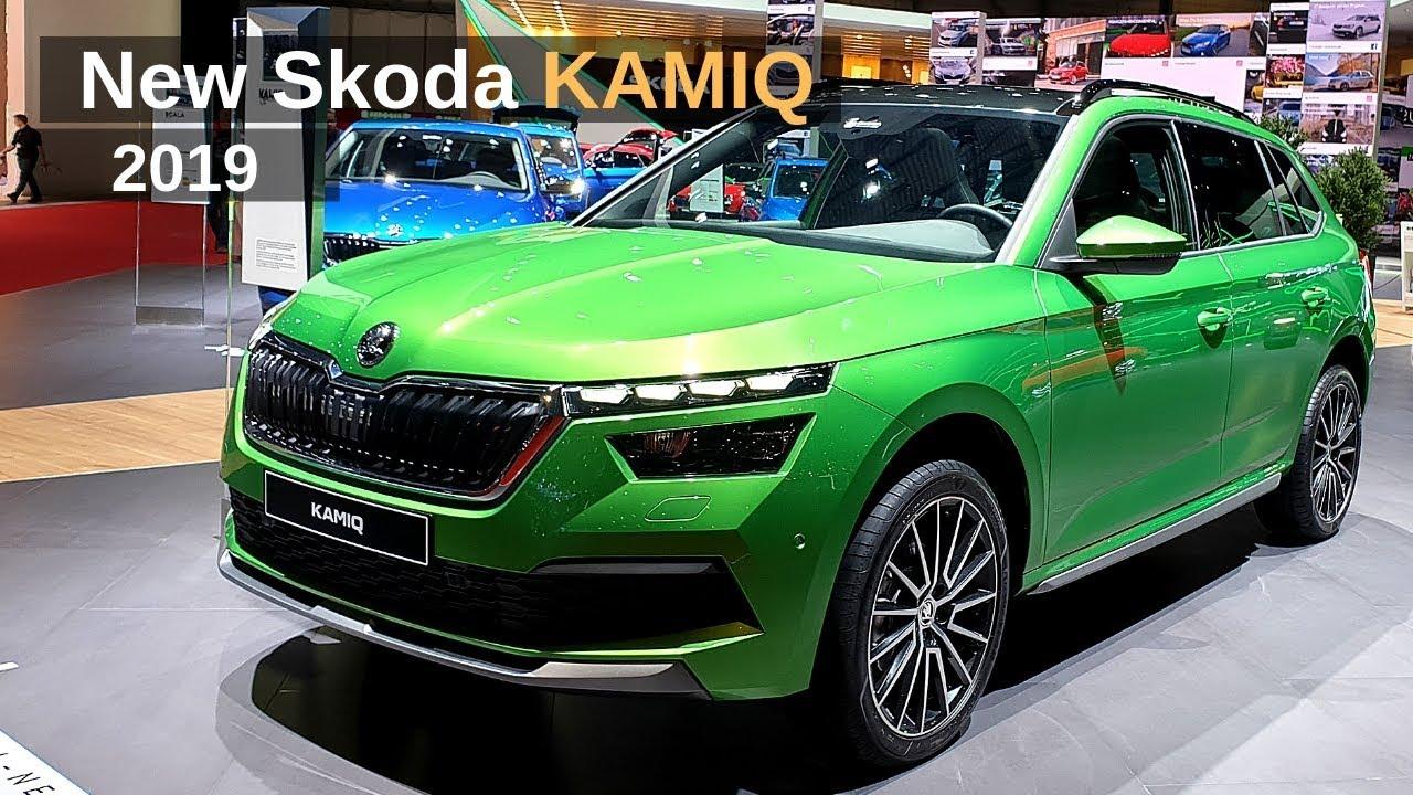 Skoda Kamiq Review
