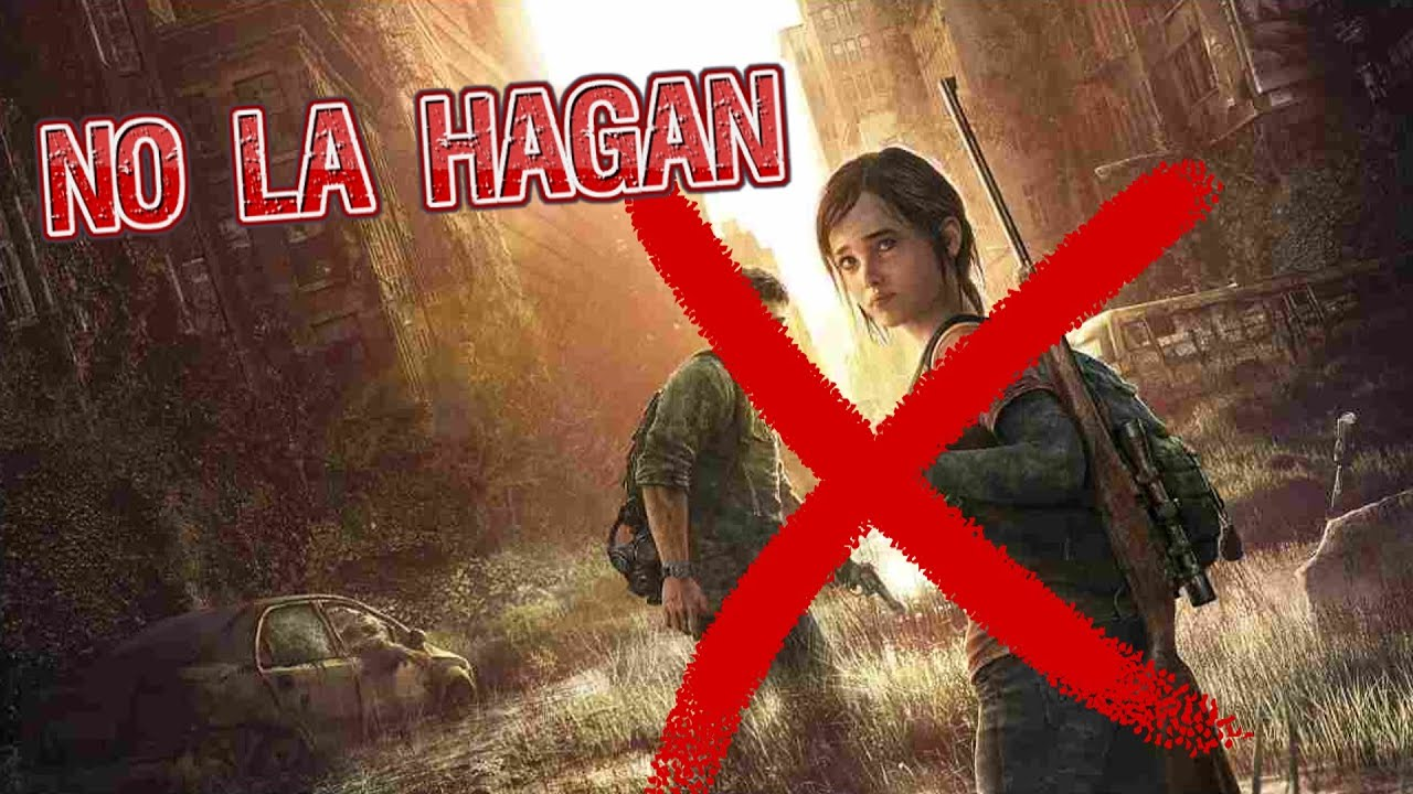 Como (No) Hacer 22 - The Last Of Us - Serie HBO