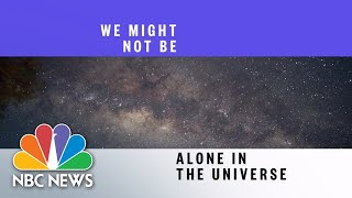 We Might Not Be Alone In The Universe | The Overview