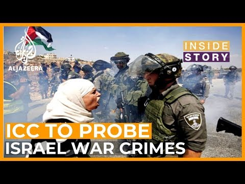 What will a war crimes probe in the Palestinian Territory ac