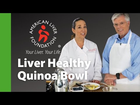 In the Doctor's Kitchen 2018- Quinoa Salad